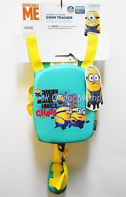 Despicable Me Swim Trainer Learning Level 2 Sm/Med 20-33lbs