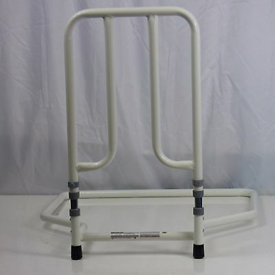 Height adjustable Solo Bed Transfer Aid with Safety Rail