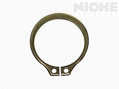 Snap Retaining Ring External 1-7/16 Spring Steel ZY (25 Pieces)