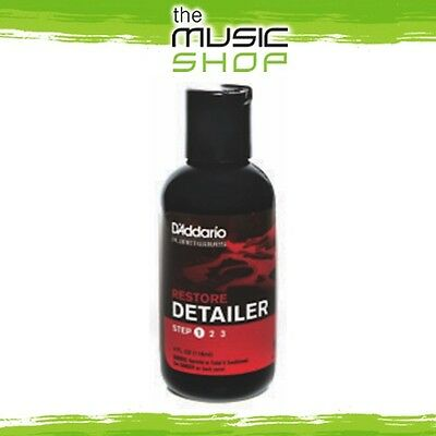 New Planet Waves 'Restore' Deep Cleaning Guitar Cream - 4oz - PL-01