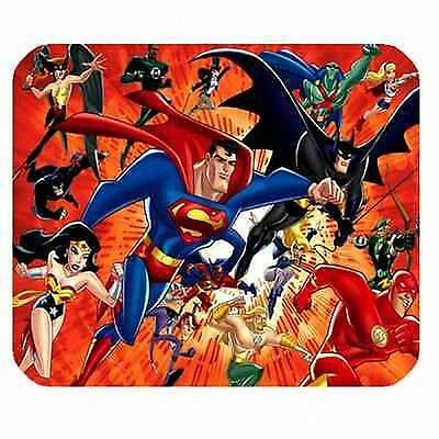 "Scooby Doo #SN2 Comics Superheros Computer Mousepad Office 9/""x7/"" MOUSE PAD"