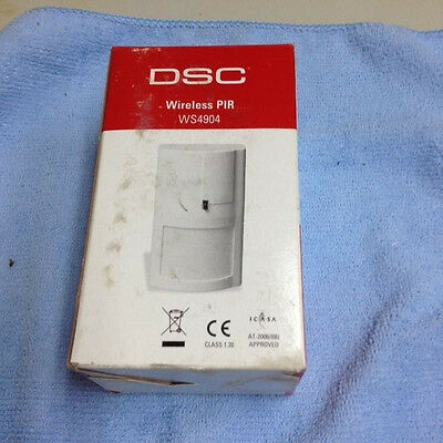 DSC Wireless Motion WS4904