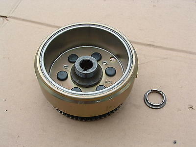 Sym Hd200 Hd 200 Rotor + Starter Clutch Good Cond