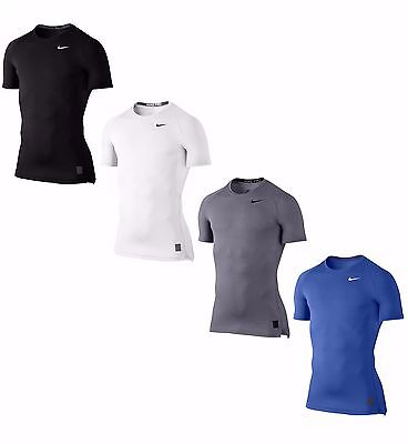Nike Men's Dri-Fit Pro Cool Short Sleeve Compression Shirt - NWT