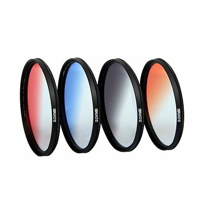 49/52/58/62/67/72/77mm ZOMEI Ultra Thin For CPL Camera Polarizing Filter GT