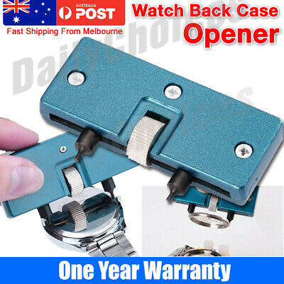 Wrist Watch Band Repair Tool Spring Bar Pins Link Back Remover Tools Watchmakers