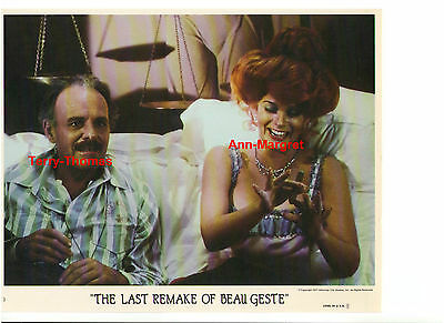 The Last Remake Of Beau Geste Terry Thomas Ann Margret Original Color 8X10 Still