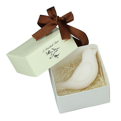 Love-Bird-Shape Scented Soap for Wedding Party Favors Gift Bag Fillers L6
