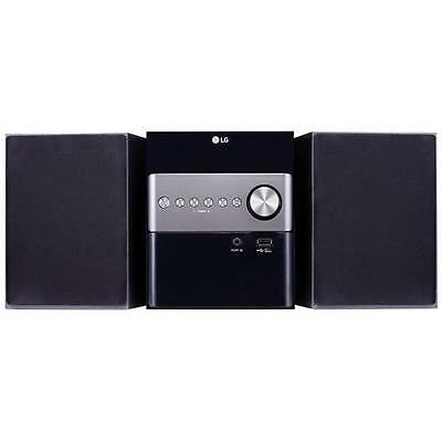 LG Sistema Micro Hi-Fi CM1560 Lettore CD Supporto MP3 Bluetooth USB Nero