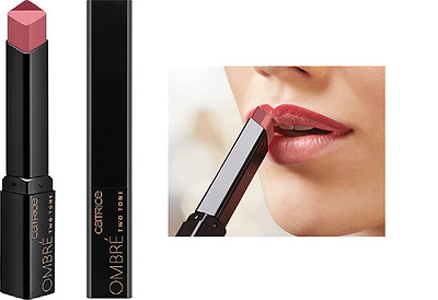 CATRICE Ombré Two Tone Lipstick (030 Grapedation Nude) OVP