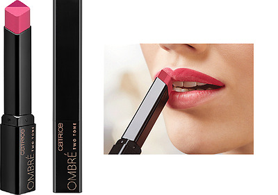 CATRICE Ombré Two Tone Lipstick (050 Please Tell Rosy) OVP