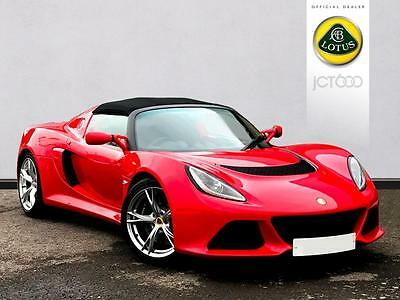 2015 Lotus Exige  S Automatic Coupe