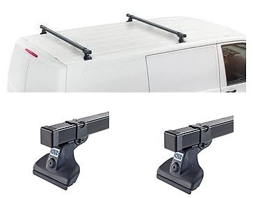 Cruz roof bars rack for a VW Transporter T4 year 1991 to 2003 roof cross bars