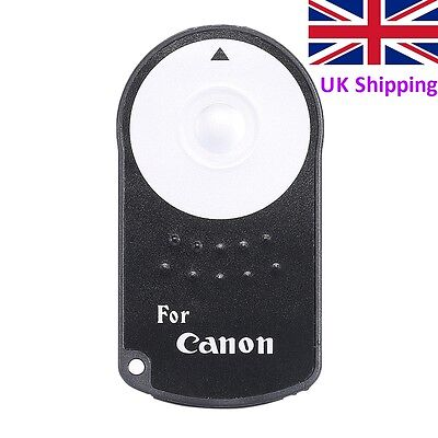 RC-6 Infrared IR Remote Control Shutter Release for Canon 700D 650D 600D 7D 70D