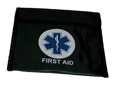 First Aid Travel Pouch for Police Ambulance Paramedic St John Security PCSO