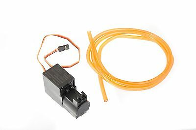 RCEXL Pro Smoke Pump System for RC Gas planes with Adjustable Flow