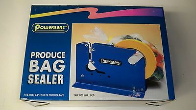 *NEW* Powerseal SL-7605 Produce Bag Sealer