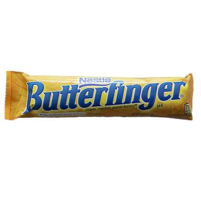 Box Of 36 Butterfinger American Chocolate Bars 595g