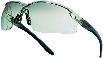 Bolle Axis AXCONT Safety Glasses EN172 Contrast Lens - 2, 5 or 10 Pairs