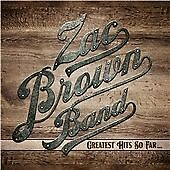 THE ZAC BROWN BAND - Very Best Of - Greatest Hits Collection CD NEW