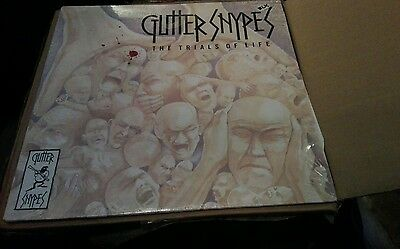 Gutter Snypes - The Trails of Life EP. New unplayed. Uk Hip Hop