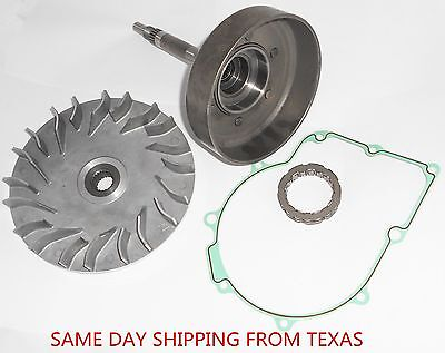Wet Clutch Drum Housing And Primary Sheave  For Yamaha Utv Rhino 660 2004-07