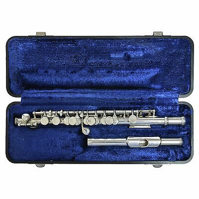 PreOwned HAYNES PICCOLO in STERLING SILVER - Nr. 28782 - Ships FREE WORLDWIDE