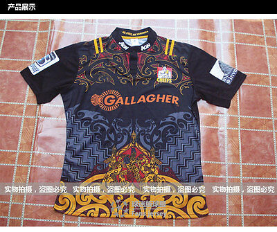 2016-17 New Zealand NRL chiefs rugby Jersey