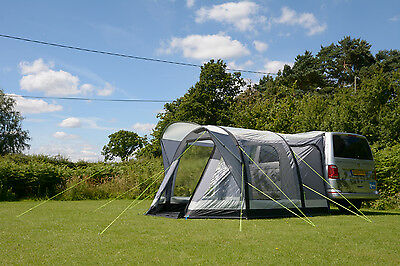 Kampa Travel Pod Action Air Camper Motorhome Inflatable Drive-Away Awning 2018