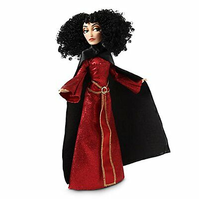 Disney Tangled 12 Inch Deluxe Doll Mother Gothel By Disney Store
