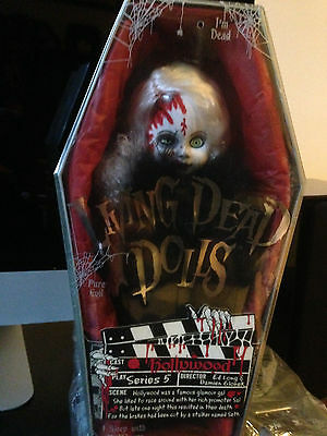 Living Dead Dolls Holywood Serie 5 Rare- Sealed New (Nuovo)