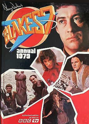 Blakes 7 Annual 1979 Hardcover – 1978