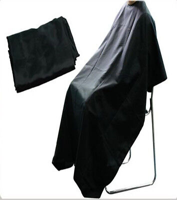 Deluxe Hairdressing Cape Dresser Kids Unisex Pro Hair Salon Barbers Gown Cover