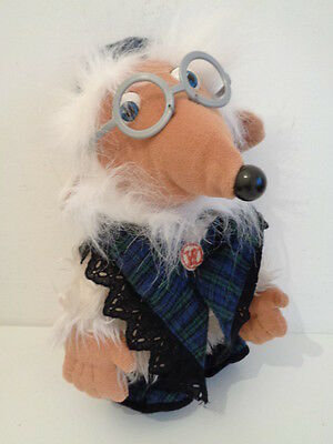"The Wombles - 10"" Uncle Bulgaria Soft Toy - First Love -Elisabeth Beresford 1998"