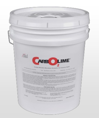 21Liter Bucket of Carbolime CO2 Absorbent Refill like Sodasorb or Sodalime