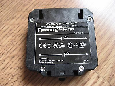 Furnas 49ACR6 Auxiliary Contact, Series E