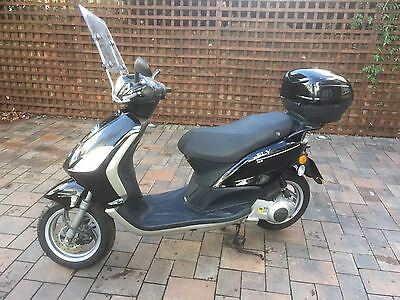 Piaggio FLY 125 125cc, Genuine Low mileage!