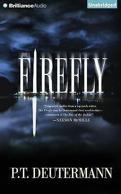 THE FIREFLY unabridged audio book on CD by P.T. DEUTERMANN