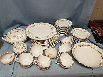 prestige fine china  FROM JAPAN PLATES SAUCERS CUPS CREAM SUGAR