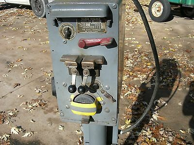 Do-All bandsaw blade welder/stand alone single phase
