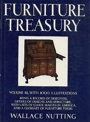 American Antique Furniture Identification - 1,000+ Photos / Scarce Book