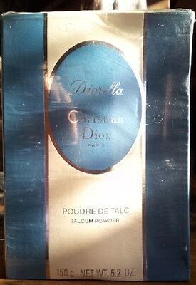 Diorella Christian Dior for women POUDRE DE TALC 150gr