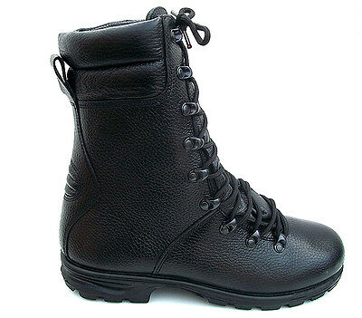 Russian Military Tactical Uniform Leather Boots for officers VV MVD, many sizes