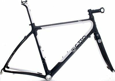 Octto Road Bicycle Frame Carbon Fiber Sizes!
