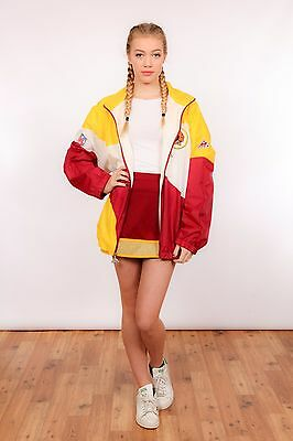 Rare vintage Washington Redskins apex one NFL windbreaker jacket sz XL