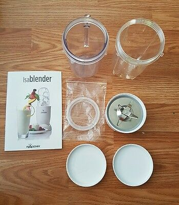 isablender replacement parts, will work with magic bullet