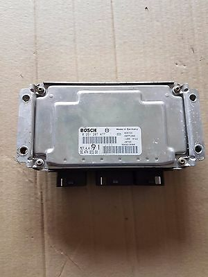 CALCULATEUR 0 261 207 477 ECU 0261207477 BOSCH ME7.4.4 PEUGEOT 206 1.6 i 16V 110