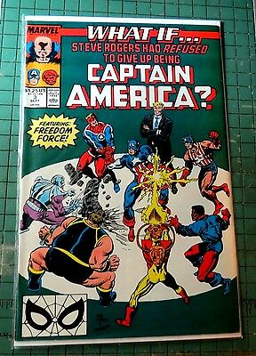 Marvel What If #3  Marvel Comics Copper Age Lot C490