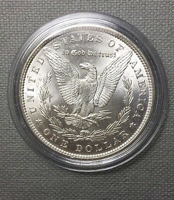 1887 Silver US Morgan Dollar - Uncirculated