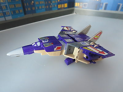 Transformers G1 Octaine 1986 Hasbro Boing 767